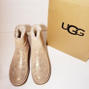 NWB UGG Abree Mini Stardust Booties